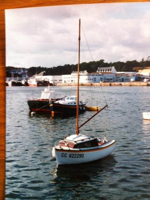Canot breton - 4,50 m - 1968